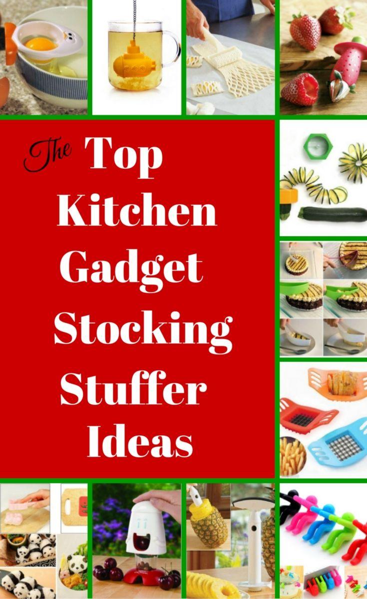 Top Kitchen Gadget Stocking Stuffer Ideas Christmas