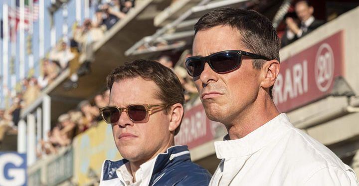 Taquilla Usa Le Mans 66 Gana La Carrera Por El Nº1 A Los Angeles De Charlie Christian Bale Matt Damon Y Noticias De Cine
