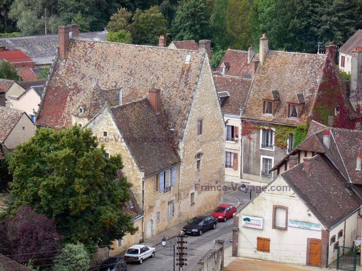 Nogent-le-Rotrou : Maisons de la ville