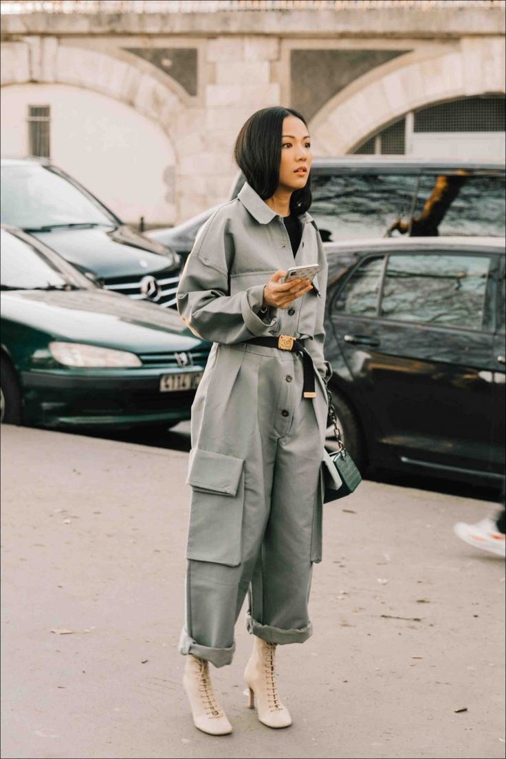 Beste Street Style Looks von der Paris Fashion Week