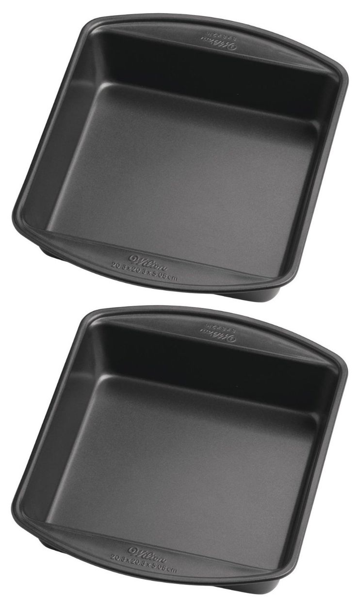 Wilton Perfect Results 8-Inch Square Cake Pan, Pack of 2 Pans *** Be sure to check out this awesome product.