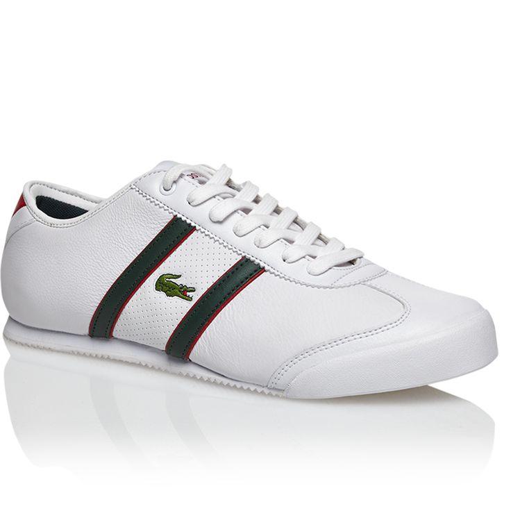 Lacoste Tourelle Erkek Beyaz Spor Ayakkabı  Fiyat : 390.37 TL (KDV dahil)    45.66 TL den başlayan taksitlerle