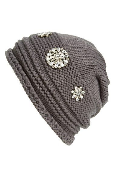 Cara Slouchy Knit Beanie available at #Nordstrom