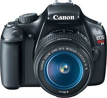 I wanted to share this product with you:EOS Digital Rebel T3 12.2-Megapixel Digital SLR Camera Kit48 Reviews: 4.8 out of 5
