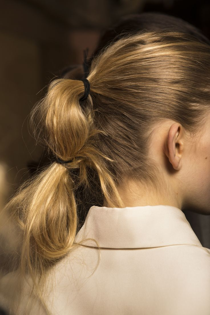 Image result for aw16 hair ponytail