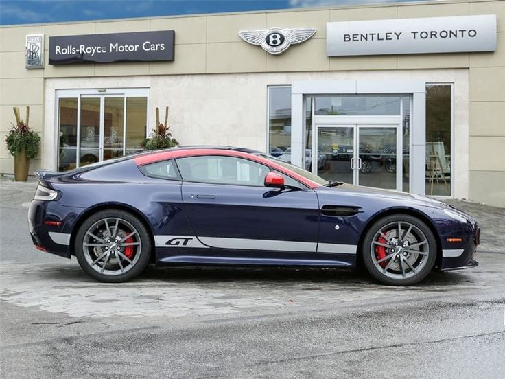"""""""Car - 2015 Aston Martin Vantage GT Coupe Sportshift II LIST PRICE - CALL FOR BUYING P in Toronto, ON  $152,058"""""""