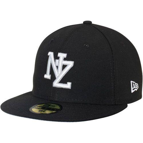 Men's New Zealand New Era Black World Baseball Classic Qualifier Team 59FIFTY Fitted Hat