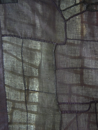 Pojagi from the collection of Sri Threads