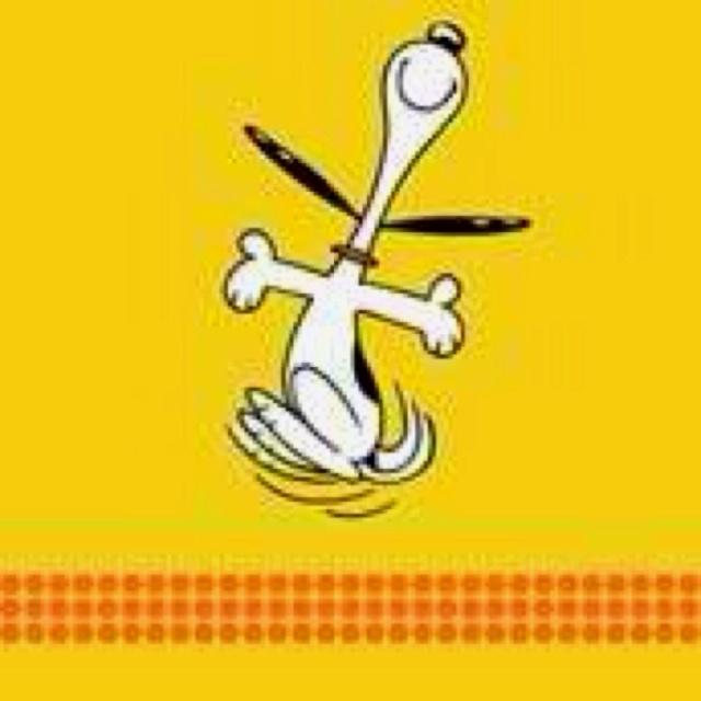 My favorite ... Dancing Snoopy
