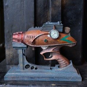 Ray Gun Type 1 - Buck Rogers Style