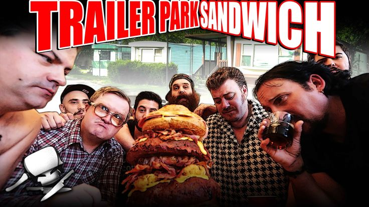 The Trailer Park Sandwich with Ricky, Julian & Bubbles (and Randy!) - Epic Meal Time