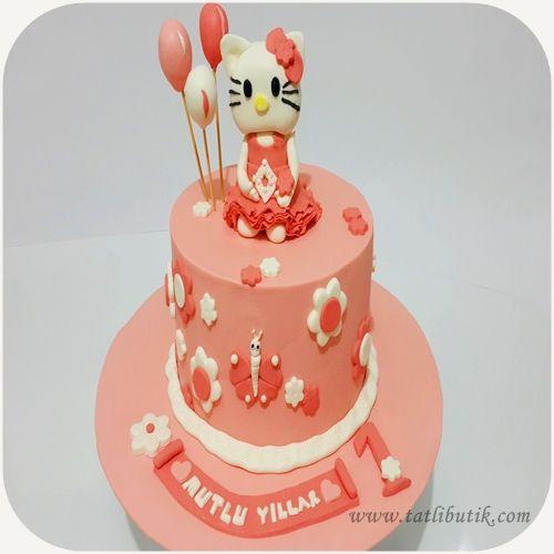 Hello Kitty Butik Pasta Tasarımı