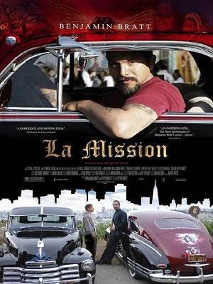 """""""La Mission"""" -- In the movie, Che's character struggles with his gay son's sexuality because Che is a product of heterocentric culture that stipulates that heteronormative orientations are the only acceptable ones."""