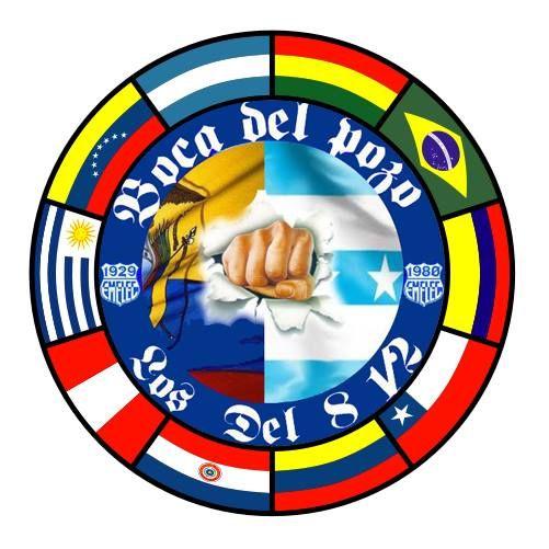 Escudo 2 del grupo/ Banderas Internacionales