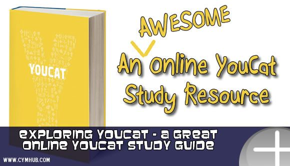 YOUCAT STUDY GUIDE - mycatholicstore.com