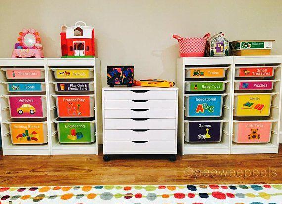 Ikea Kids Room Storage