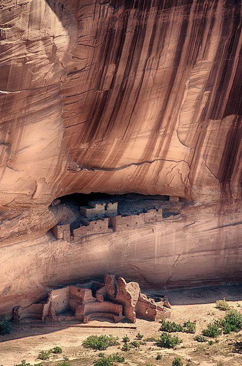 White House Ruins Canyon De Chelly, Chinle Arizona Navajo land