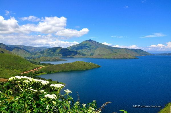 Toba Lake, North Sumatera, Indonesia