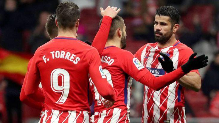 Atlético - Girona en directo la Liga Santander en vivo