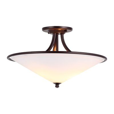 Find our selection of semi flush ceiling lights at the lowest price guaranteed with price match + off.  sc 1 st  Pinterest & 56 best Front hall lighting images on Pinterest | Ceiling lights ... azcodes.com