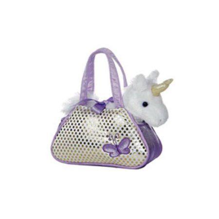 Aurora Unicorn Pet Carrier Purse