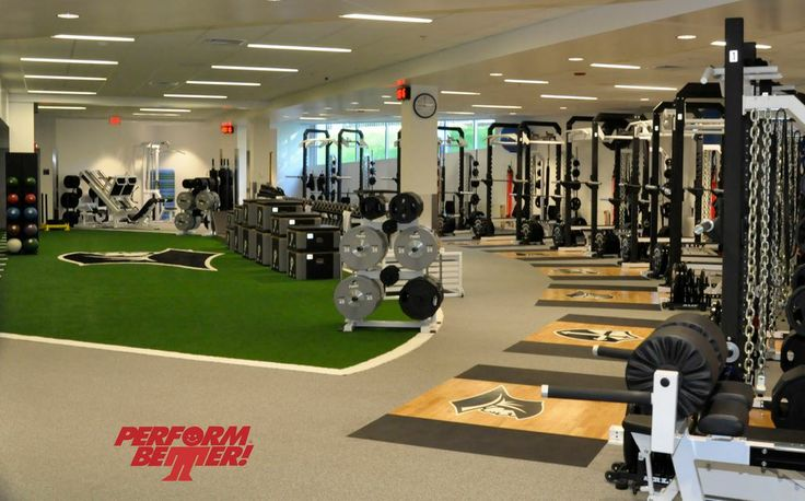 Providence College Perform Better Facility Design