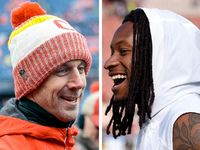The Debrief: Wide-open field makes NFL playoffs ripe for insanity - NFL.com