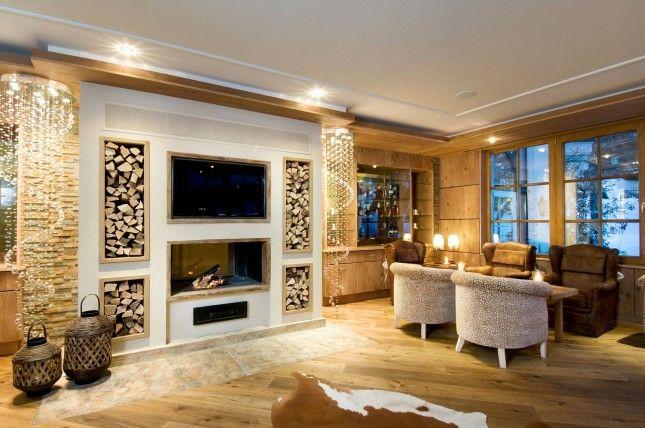 Light, Wood Plank Look Flooring | Alpenresort Schwarz Hotel | Austria