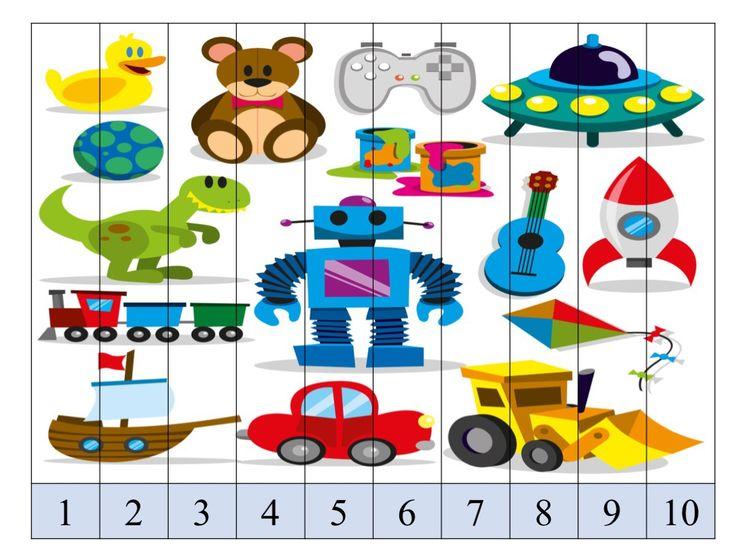 apprendre-numéros-de-1 à-10-avec-ces-puzzles-de-numéros-funny-superimagenes3 la