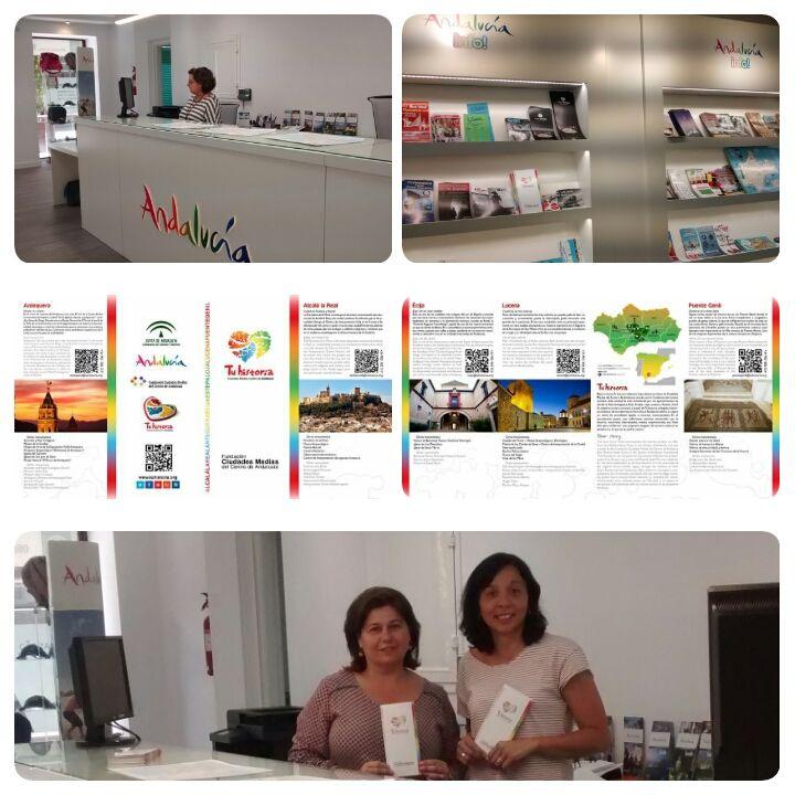 Ya conoces nuestras experiencias de cara al verano?. Nuestras cartas de experiencias están en la Oficina de Turismo de la #JuntadeAndalucía en Cádiz