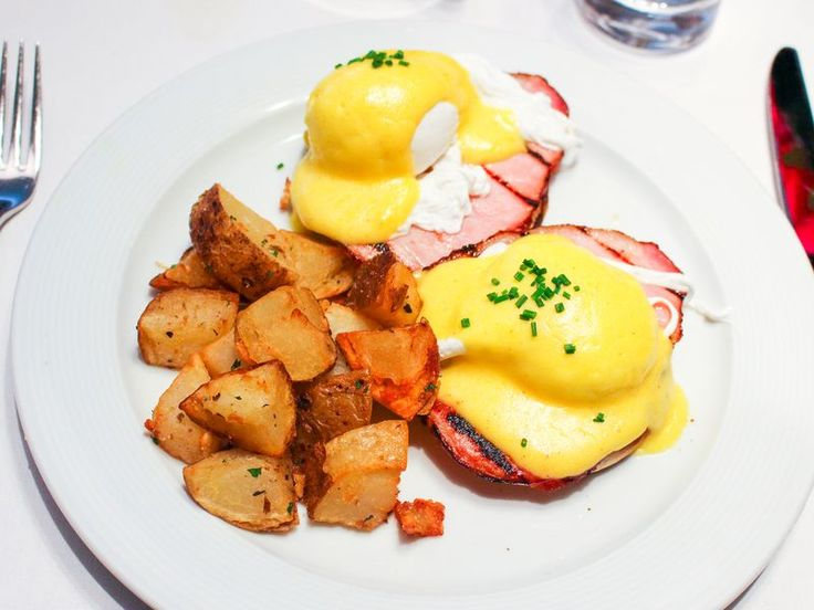 Old Classic, New Classic: The Legacy of the New York Power Breakfast - Eater NY