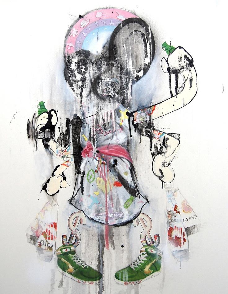 Paintings by Antony Micallef