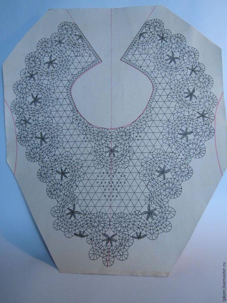 Осваиваем плетение на коклюшках - Ярмарка Мастеров - ручная работа, handmade
