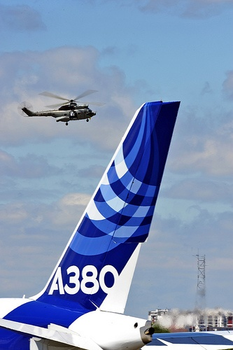 Airbus a380 effects on the world
