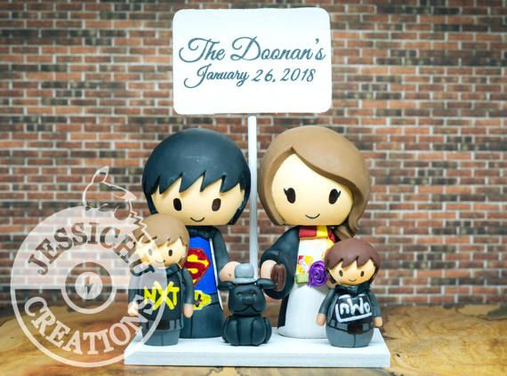superhero family wedding cake topper 156 best dc inspired wedding cake toppers by 20603