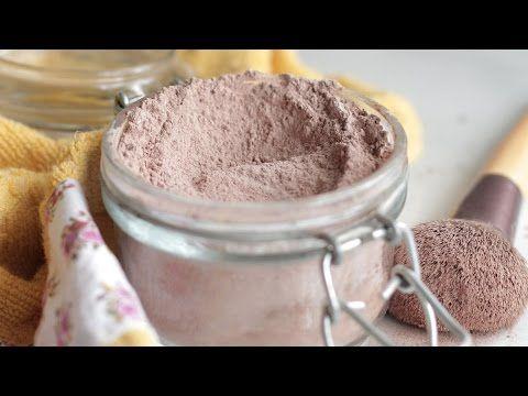Homemade Foundation Powder (Video Tutorial) - Live Simply