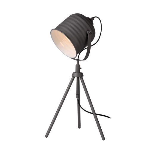 Studio Tafellamp   Lucide   €63,95   Opvallend en industrieel.