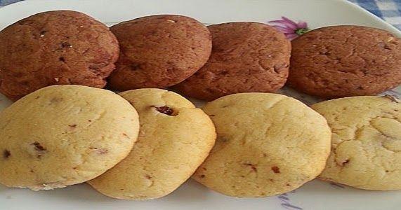 Πανεύκολα και πεντανόστιμα μπισκότα που γίνονται στο πι και φι και τα οποία μπορούν να εμπλουτιστούν με οποιοδήποτε υλικά μας αρέσουν όπ...