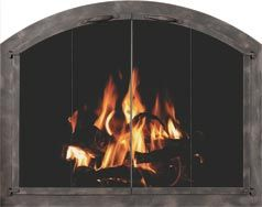 14 best Fireplace Doors images on Pinterest | Fireplaces ...