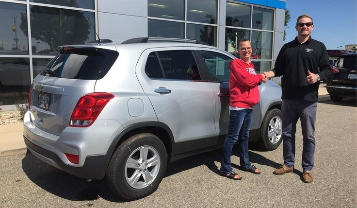 Justine, we hope you enjoy your new 2017 CHEVROLET TRAX.  Congratulations and best wishes from Kunes Country Chevrolet Cadillac of Delavan and CARL MILLER.