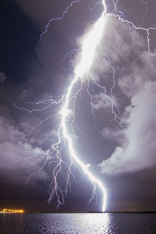 Lightning Bolt, Tampa, Florida