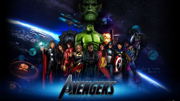 free download pictures of the avengers