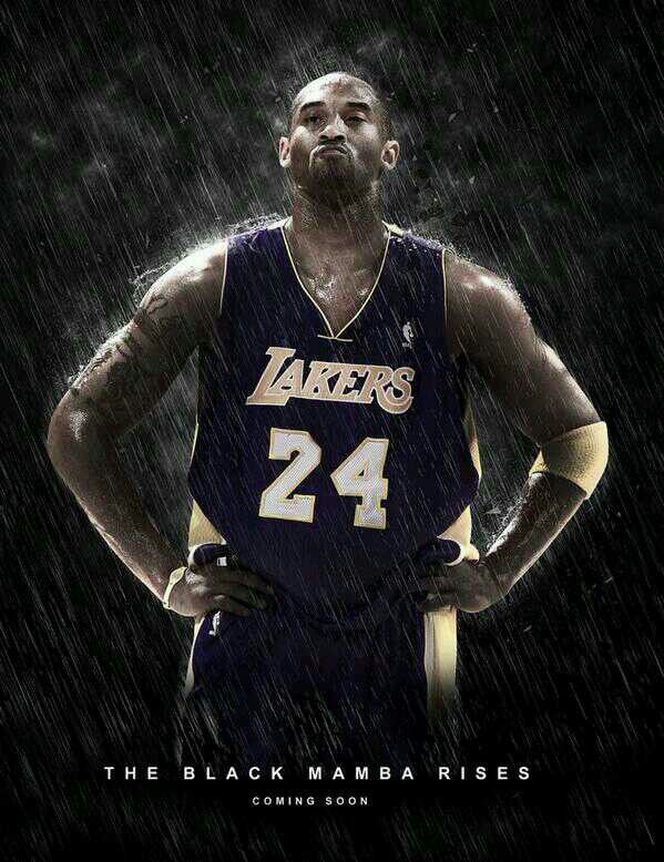 kobe bryant returns - Black Mamba Rises