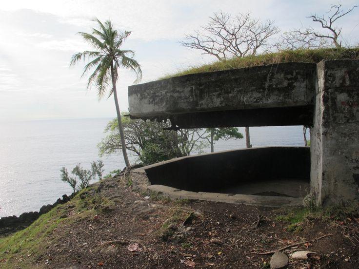 Benteng Anoi Itam Aceh Sungguh Mempesona - Aceh