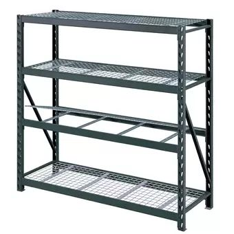 Justic Industrial Rack Storage Shelves Metal Shelving Units
