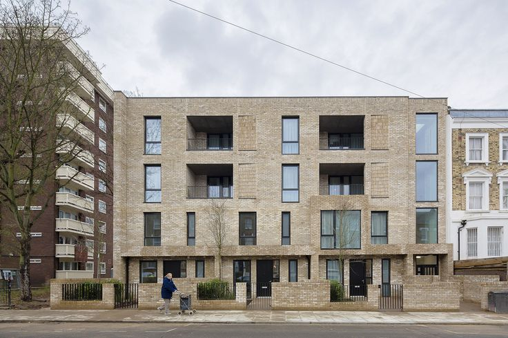 Inventive Council Housing / Levitt Bernstein