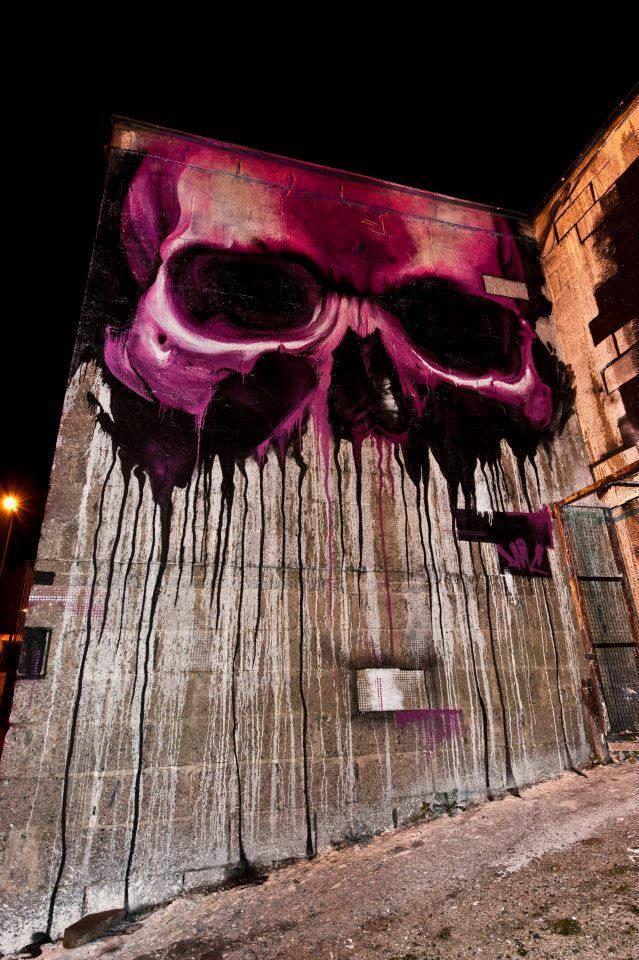 Dermot McConaghy - street art
