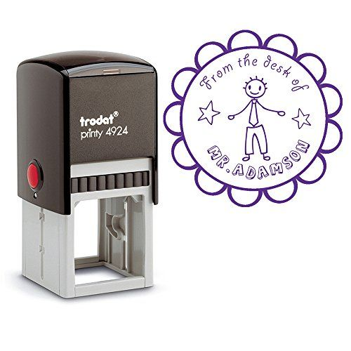 Purple Ink, Stamp From the Desk of Teacher School Stamp M... https://www.amazon.com/dp/B01MAU8NZ8/ref=cm_sw_r_pi_dp_x_jvbGybSRQN8Y7