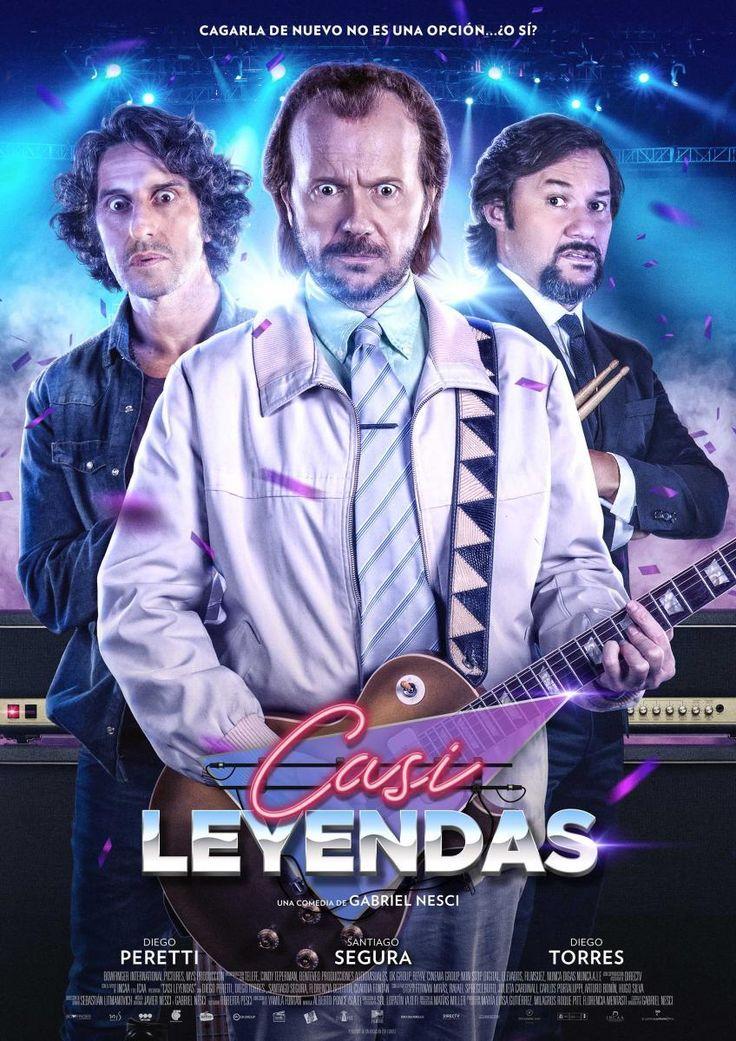 Casi leyendas es una película de comedia argentina-española de 2017. Está escrita y dirigida por Gabriel Nesci. La película está protagonizada por Diego Peretti, Diego Torres y Santiago Segura