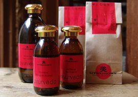 Ayurveda - Natuurlijke producten vanuit oud Indiase leer. Bijzonder.